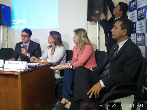 MPF de Sergipe pede inconstitucionalidade de lei que transforma cargos do TCE