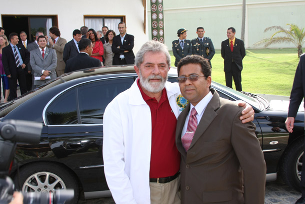Marcos-Couto--na-radio-com-Lula-  MARCOS COUTO E O PRESIDENTE LULA - LULA-IMPRENSA1