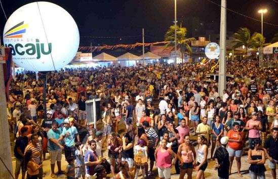 Prefeitura de Aracaju  oferece mais três dias de arte e cultura na Orla Pôr do sol