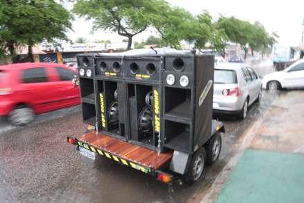 Ministério Público normatiza uso de som em mala de carro e paredões