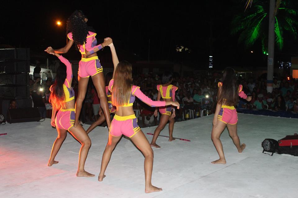 Desfile de moda marca o XX Festival de Verão de Pirambu