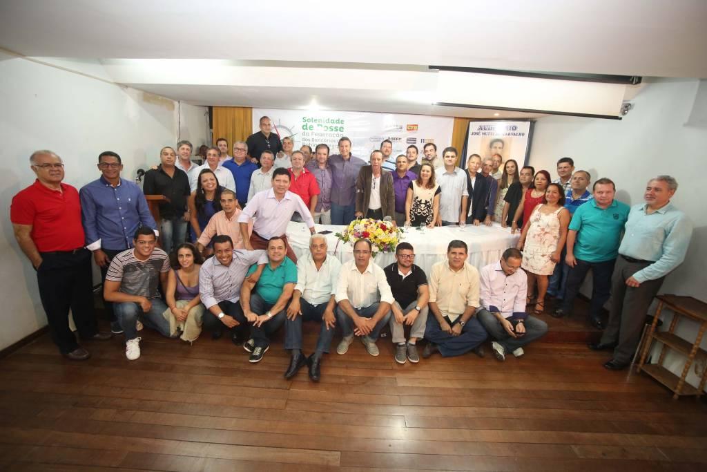 Bancários de Sergipe  participam de ato em defesa da Caixa Econômica em Aracaju