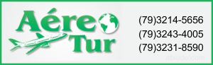 Aerotur Turismo - Turismo Aracaju Sergipe