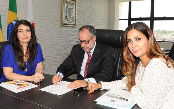 MP e TJ celebram Convênio para implementação do Sistema de Cadastro de Pessoas Jurídicas