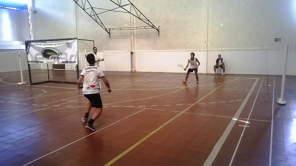 Alunos são destaques da II Copa Itabaiana de Badminton