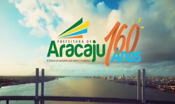 FELIZ ANIVERSÁRIO !!!!!  Querida Aracaju.