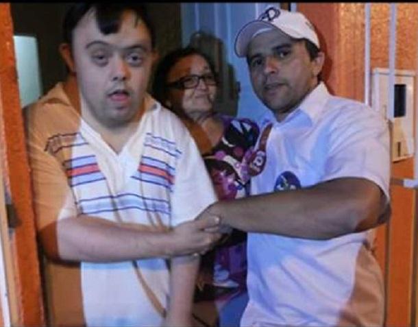 Deputado Jairo de Glória destaca o Dia Internacional da Sindrome de Down