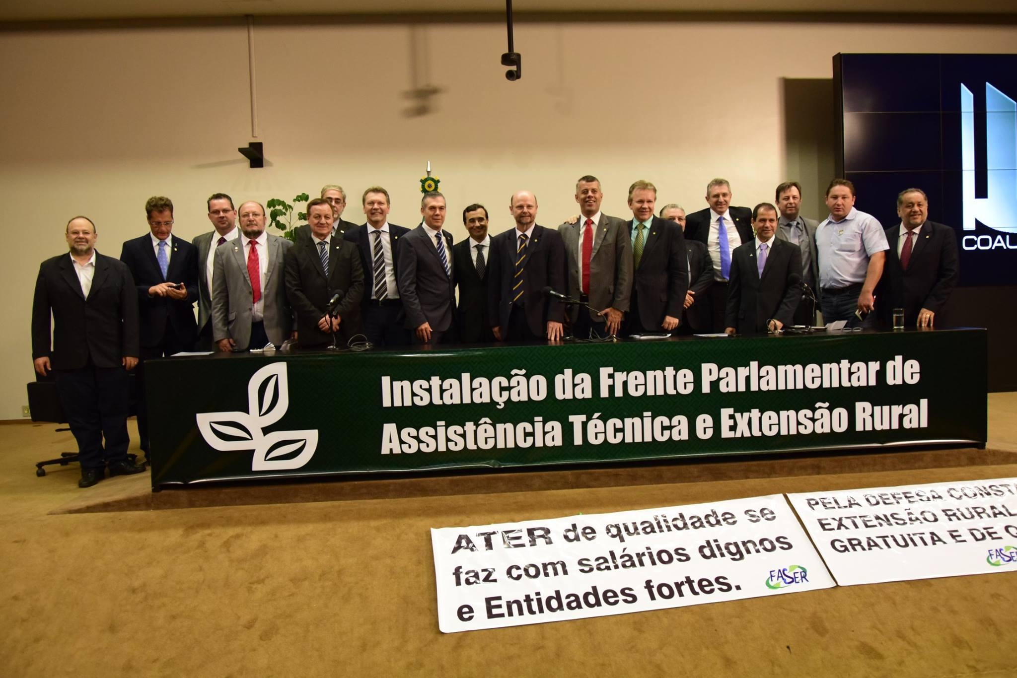 Deputado João Daniel passa a integrar Frente Parlamentar de Assistência Técnica e Extensão Rural