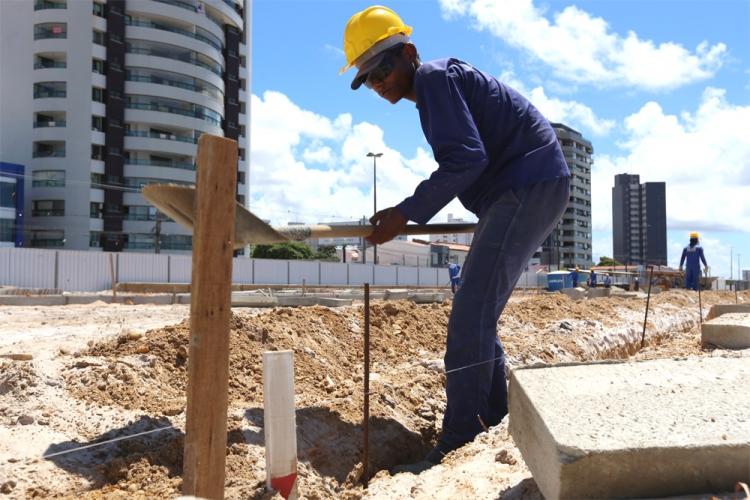 Sergipe tem 2º menor custo da construção civil