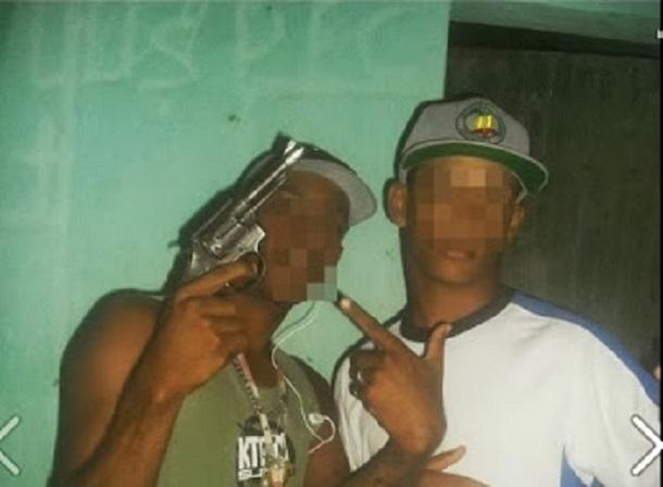 Membro de torcida organizada é preso pela RP de Sergipe no Bairro Siqueira Campos