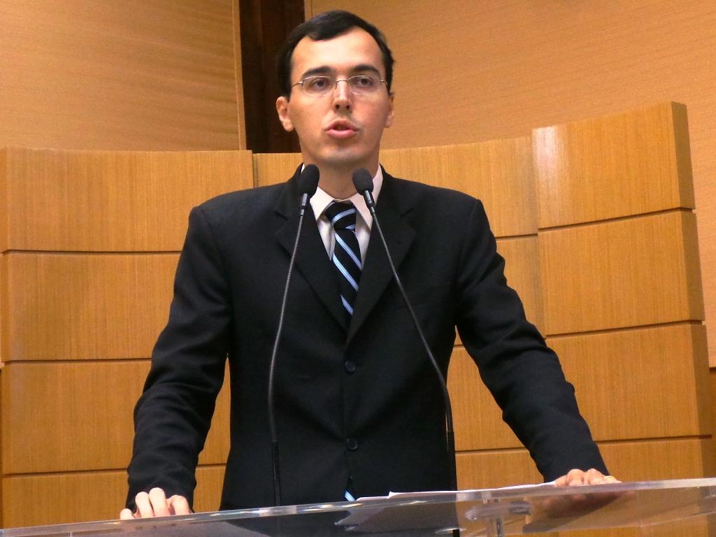 Deputado diz que Governador pode responder por crime de responsabilidade por atraso do duodécimo