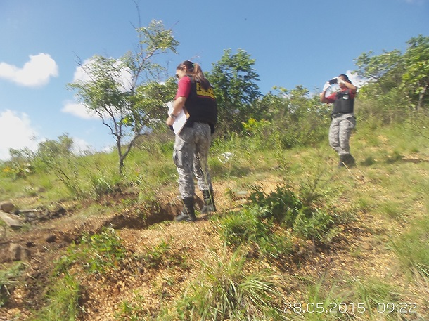 OPERAÇÃO CONCÓRDIA: Ossada humana é  localizada no Morro da Reação  em Aracaju