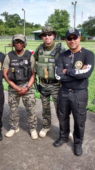 Guarda Municipal de Aracaju participa de curso com a equipe da SWAT