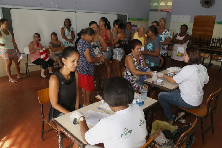 Saúde de Aracaju define ações de abastecimento de água com a Deso