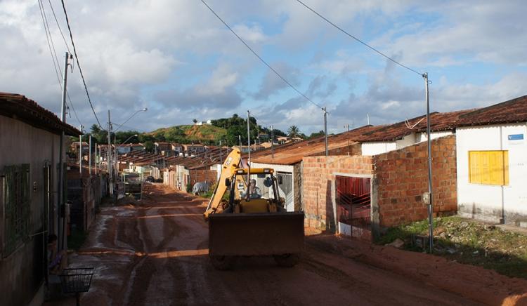 Prefeitura de Aracaju atende reivindicação dos moradores do Coqueiral