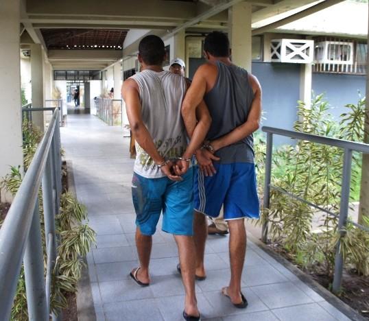 Assaltantes que agiram em joalheria de Lagarto são presos pelo COPE