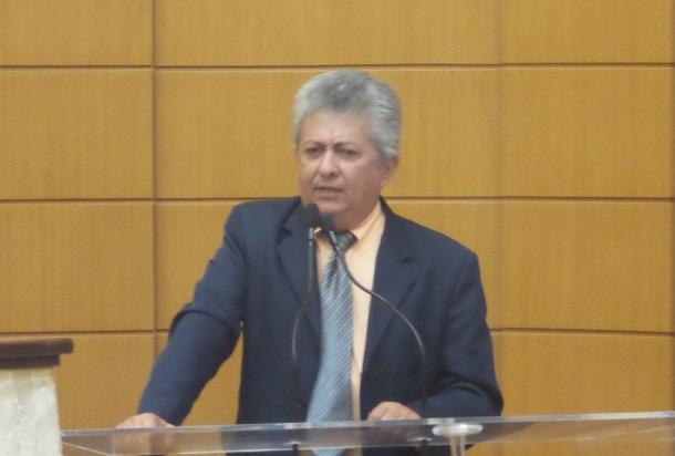 Deputado Gilson Andrade faz apelo ao Governo sobre situação das UTIs