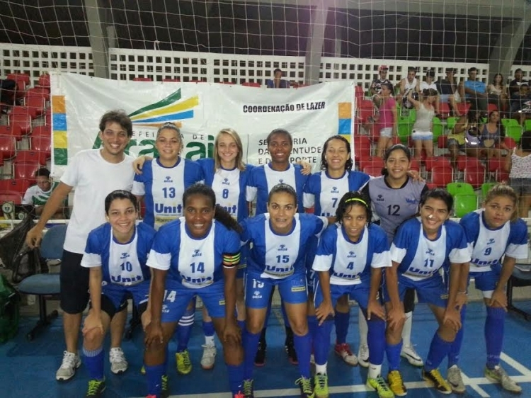 Abertas as Inscrições para II Copa Sejesp de Futsal Feminino