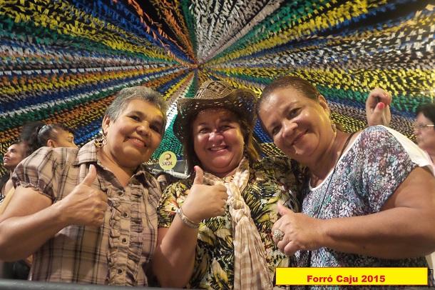 Forró Caju 2015 começa a deixar saudades