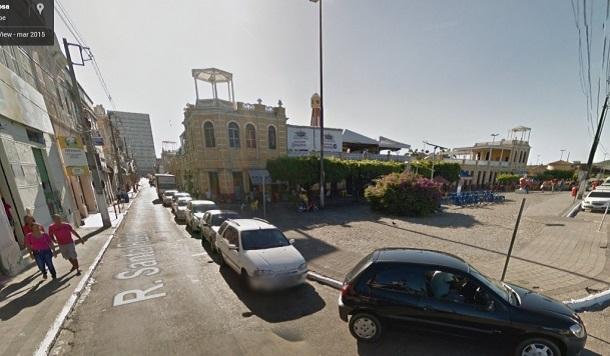 SMTT reserva rua Santa Rosa para estacionamento com vagas especiais no Forró Caju