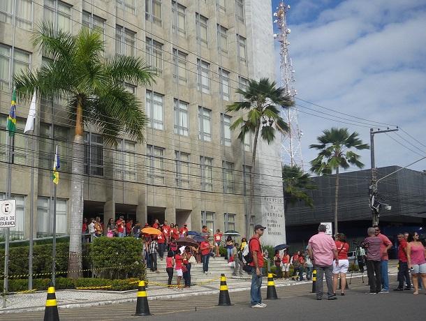 Presidente do Tribunal de Justiça de Sergipe receberá sindicalistas nesta segunda-feira