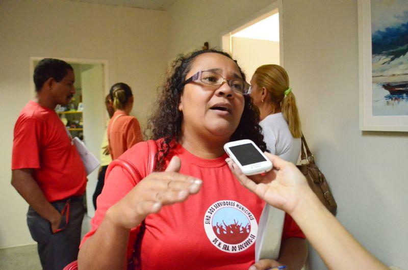 Prefeitura de Socorro apresenta proposta para Sindicato dos Trabalhadores