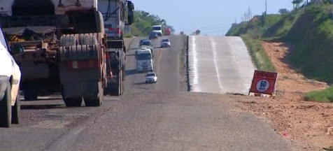 Deputado João Daniel apela ao governo federal conclusão da duplicação da BR-101 em Sergipe