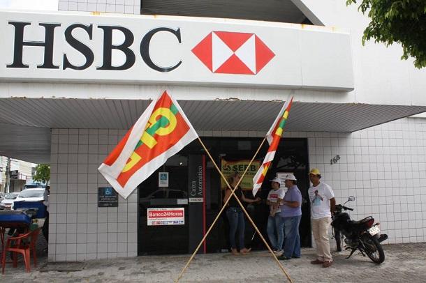 Sindicato dos Bancários fará ato em defesa dos 32 empregos do HSBC em Aracaju