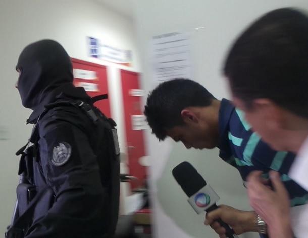 Acusado de matar o Cabo Jeová não resiste ao cerco policial do DHPP e se entrega