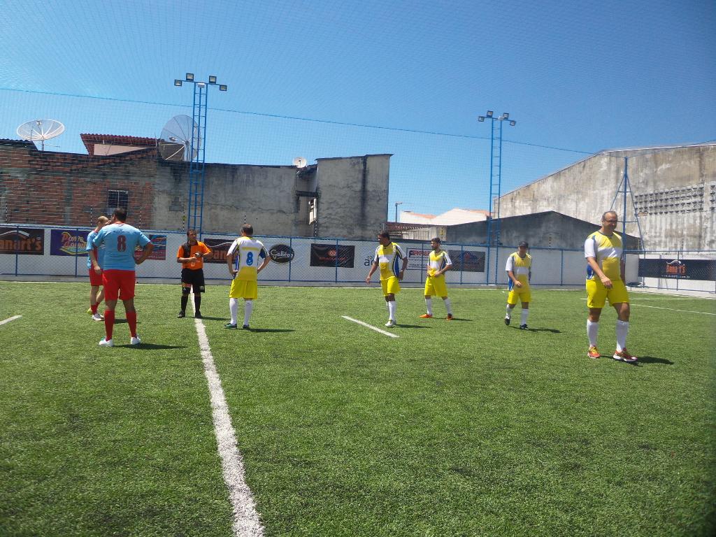 Quatro times vencem na abertura da Copa dos Radialistas de Sergipe