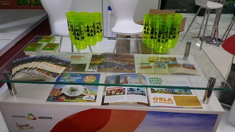 Prefeitura de Aracaju lança novo material publicitário na 43ª Abav