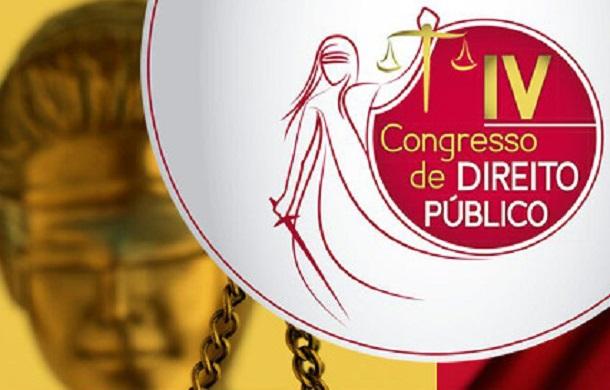 Tudo pronto para o IV Congresso de Direito Público