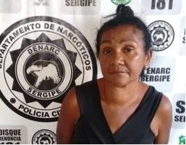 Denarc prende foragida condenada como integrante de quadrilha armada em Socorro
