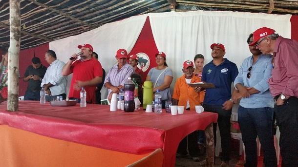 Deputado João Daniel participa de imissão de posse em Itaporanga