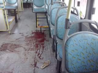 Policia prende mulher e apreende menor acusados matar jovem no ônibus