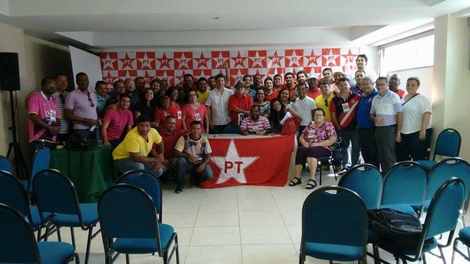 PT de Sergipe se prepara para as eleições de 2016