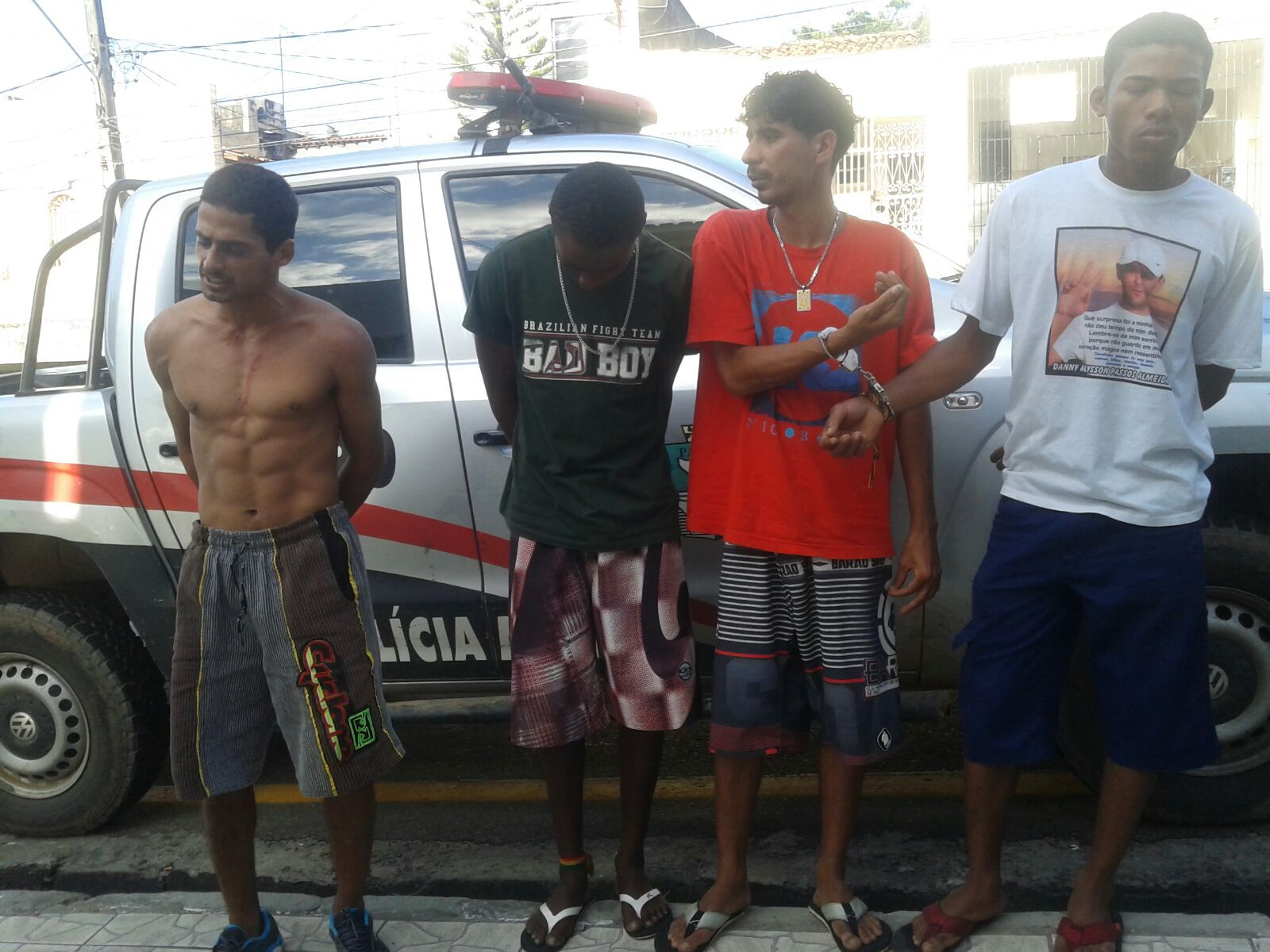 MPE afasta terceirizado que entregou veículo a 4 suspeitos