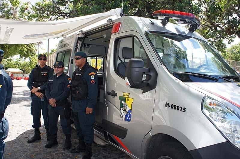 SSP reforça policiamento nas praias do Saco e Abaís durante feriadão
