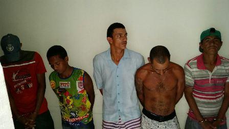 GOPE prende homens tentado colocar drogas e celulares no  Copemcan