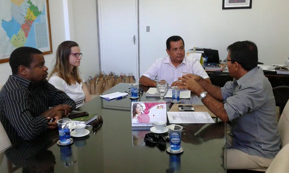Messias Carvalho defende concurso para jornalista na Fundação Aperipê