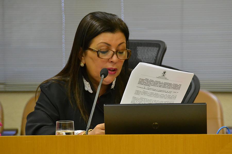 Susana Azevedo rebate nota da Procuradoria Eleitoral