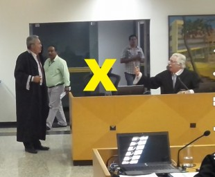 CLOVES BARBOSA- LUIZ AUGUSTO-TCE- TRIBUNAL DE CONTAS-CONSELHEIROS-CONFUSAO-BRIGA ---
