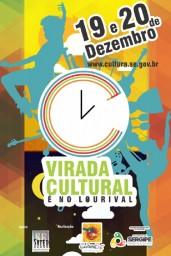 Virada Cultural no Lourival==
