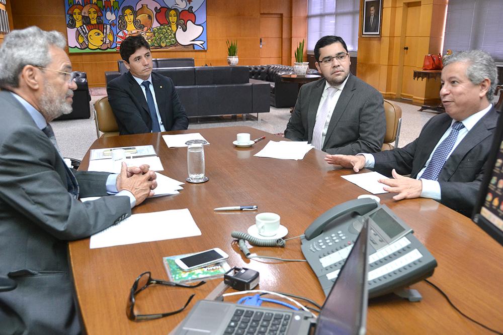 Presidente da OAB apoia medidas adotadas por Clóvis Barbosa