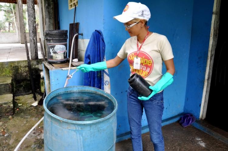 Brigada contra Aedes já visitou 42% das residências no interior e na capital