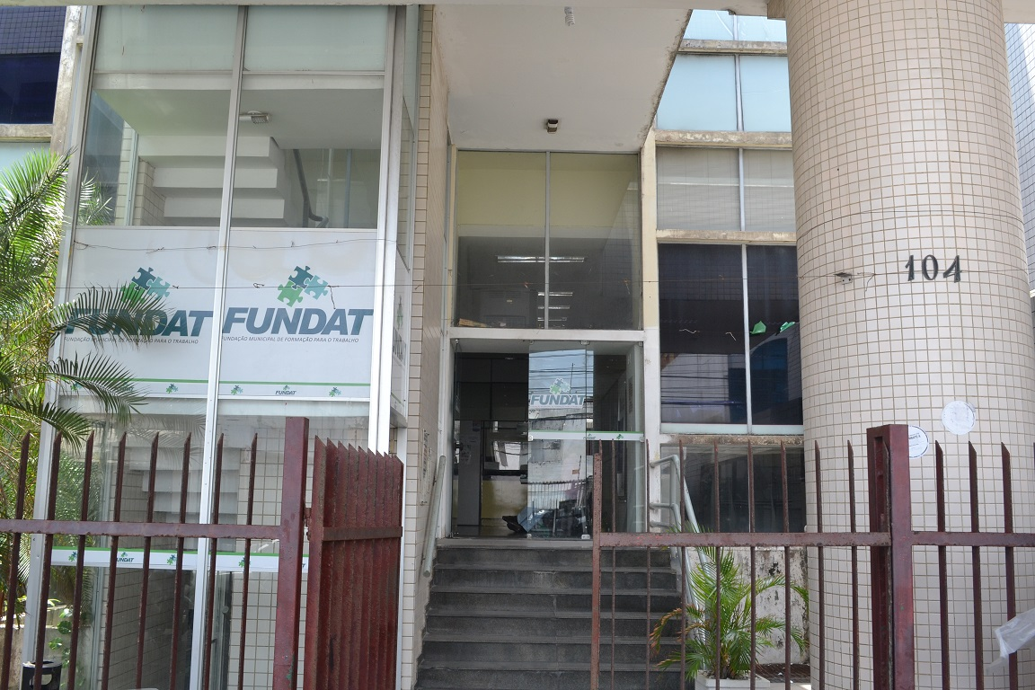 Fundat faz recrutamento de 40 vagas para motorista