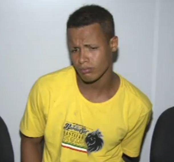 Policiais do DHPP prendem um dos assassinos de Edson Brabec