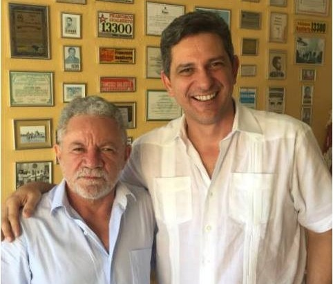 Rogério e Gualberto negam crise no PT