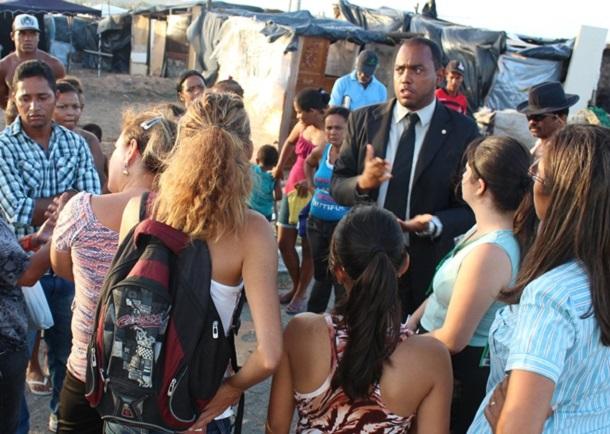 Defensoria Pública garante auxilio moradia para ocupantes do Loteamento Paraíso da Barra