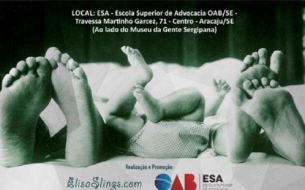 I Encontro da Maternidade e Paternidade Ativa e Consciente acontece sexta-feita dia 20
